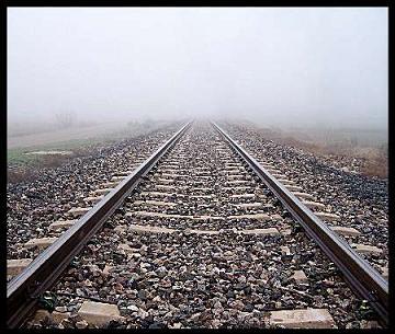 viajeros al tren...