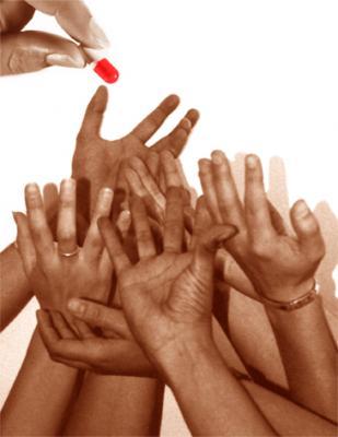 la feria de las manos en píldora