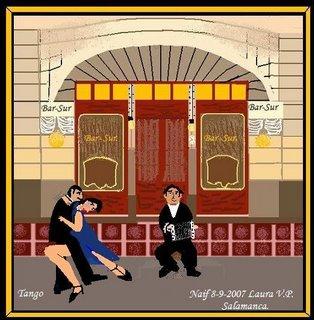 y empecé un tango..?
